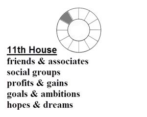 Definition of 11th House