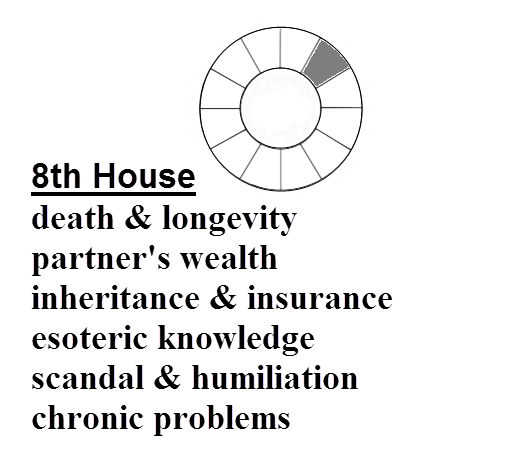 Definition of 8th House