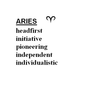 Benefits of ARIES