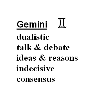 Definition of Gemini