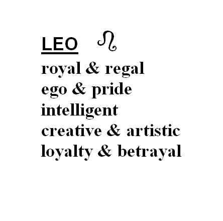 Definition of LEO