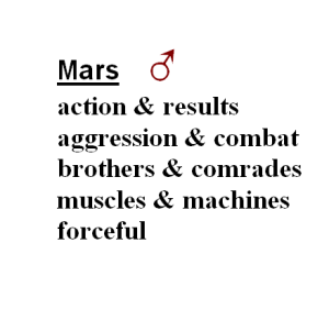 Benefits of Mars
