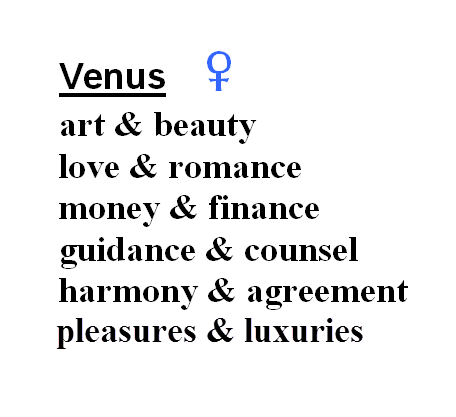 Benefits of Venus